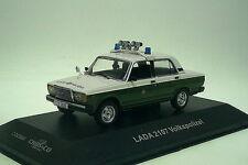 1:43 iST Lada 1200 (2107) / Volkspolizei
