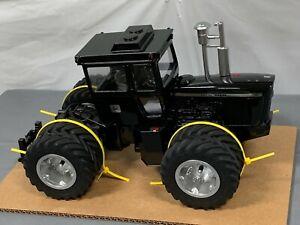 John Deere 7520 Precision Engineering Black & Chrome Tractor 1:16 Duals CUSTOM