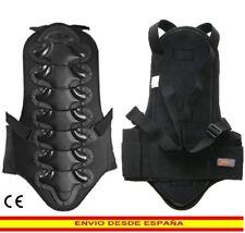 Espaldera Proteccion CE EN1621-2 Moto Cross Quad Esqui Scooter Biker S,M,L,XL
