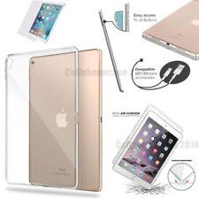 Clear Silicone/Gel/Rubber Tablet & eReader Protective Shells/Skins Folios