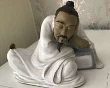 """More details for vintage wanjian chinese mud man holy man (6"""" figure)"""