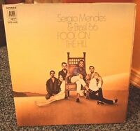 Sergio Mendes - Fool on the Hill (1968) Vinyl LP • & Brasil '66, and Brazil