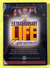 Charles F Stanley - Extraordinary Life Experience ~ New DVD Movie  Live Ministry