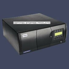 Overland LoaderXpress External DLT Data Tape Library with 10 SLOT MAG + 8 TAPES