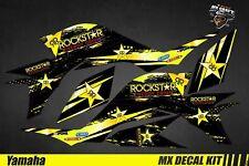 Kit Déco Quad / Atv Decal Kit Yamaha YFZ 450 - Rockstar