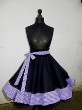 Tellerrock Tanz Square Dance Line Rock Skirt 50er Petticoat Rockabilly 50er
