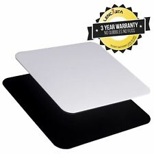 """Lencarta 60x60cm / 24x24"""" Black and White Reflective Product Photography Board"""
