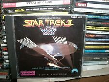 Star Trek II: The Wrath of Khan , FILM SOUNDTRACK