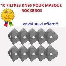 lot de 10 FILTRES pour masque de sport ROCKBROS envoi suivi offert !!!
