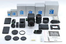 TOP MINT IN BOX ROLLEIFLEX 6001 PRO W/ PLANAR 80mm f/2.8, SONNAR 150mm f/4 MORE