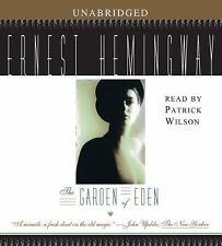The Garden of Eden by Ernest Hemingway (2006, CD, Unabridged)