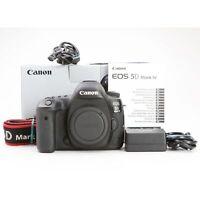 Canon EOS 5D Mark IV + 200 Tsd. Auslösungen + Gut (228851)