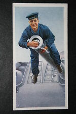 Royal Navy   Cleaning Guns    1930's    Vintage Picture Card