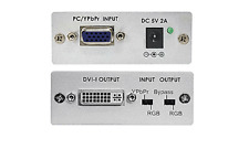 PC VGA to DVI-D Digital Video Format Converter