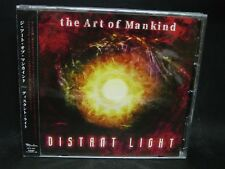 THE ART OF MANKIND Distant Light JAPAN CD Ignis-Fatuus Japan Melodic Death Metal