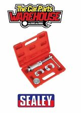 Sealey Brake Caliper Piston Wind Back Tool Kit 4pc - Vauxhall Opel VS0288