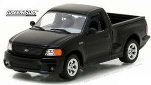 GREEN86085 - Car 4x4 Pick-Up Ford F-150 Svt 12inch Of 1999 Black