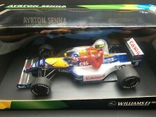 Minichamps - Mansell & Senna - Williams - FW14 - 1:18 -1991 - British GP Taxi