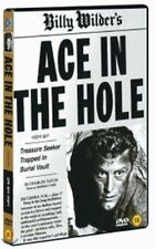Ace in the Hole (1951) Kirk Douglas, Jan Sterling DVD *NEW