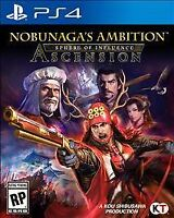 Nobunaga's Ambition: Sphere of Influence - Ascension (  PS4 /Sony PlayStation 4)