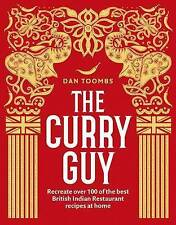 The Curry Guy by Dan Toombs (2017, Hardback)