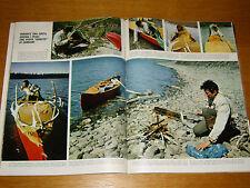 EPOCA 1966/808=WALTER BONATTI 16 PAGINE=CARLO MAURI=LOCH NESS=CARLO QUAGLIA=