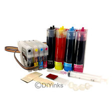 NON-OEM Ink CISS CIS System Compatible With Brother MFC J615W J630W