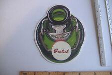 ~GROLSCH~CARDBOARD BEER COASTER~