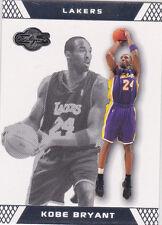 Refractor Kobe Bryant Single Basketball Trading Cards
