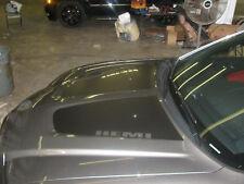 Hood Inner Blackout Stripes for 2011-2014 Dodge Charger
