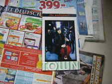 CD Pop Walkabouts Town 1T VIRGIN Cardboard Gatefold