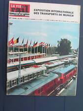 vie du rail 1965 1010 MAMERS SAINT-CALAIS MENNECY MASEV