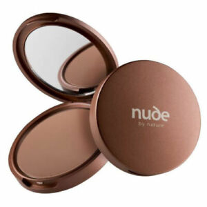 Nude by Nature Pressed Mineral Cover Powder Fair/L//Dark/Veil/Bronzer