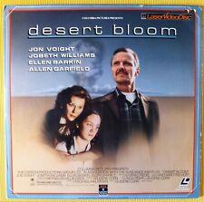 DESERT BLOOM - LASER VIDEO DISC - Jon VOIGHT - US - RCA 30689