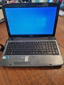 PC Portable ACER Aspire 5738Z-434G50Mn Intel Pentium 2.10GHz HDD 250Go Ram 2Go