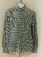Levi's compruebe Camisa (Xl) negro ☆ L @ @ K ☆