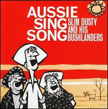 SLIM DUSTY - AUSSIE SING SONG D/Remastered CD ~ AUSTRALIAN COUNTRY / FOLK *NEW*