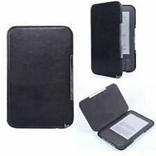 Meijunter Slim Leather Protector Pouch Skin Case Cover For Kindle Keyboard Kindl