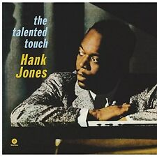Talented Touch [Bonus Tracks] by Hank Jones (Piano) (Vinyl, Jul-2012, Wax Time)