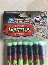 Vintage Universal Studio Monsters  USPS 15 pencil set Halloween treats! Dracula