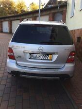 Mercedes ML 420 CDI 7G BJ 2008 Modell 2009 Checkheft sehr gepflegt
