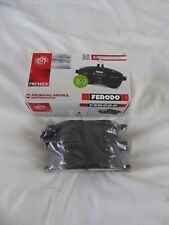 FERODO FDB1467 BRAKE PAD SET, SET OF 4 - FOR FIAT - NEW AND BOXED