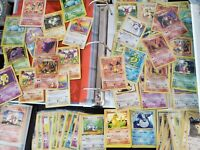 ⚠️ OLD VINTAGE CARDS ONLY! ⚠️ Pokémon Authentic Collection WOTC Lot