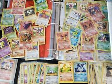 ⚠� Shadowless Base Set Pokemon Cards Only ! ⚠� Pokémon Lot Wotc