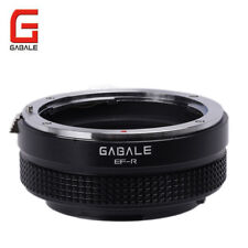 GABALE adapter for Canon EF/EFS mount Lens to Canon EOS R RF mount camera
