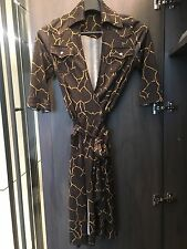 Diane von Furstenberg Wrap dress size 6 FREE SHIPPING