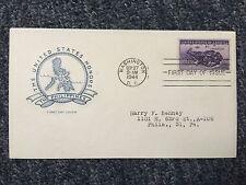 1944 Washington D.C. Envelope with Blank Paper
