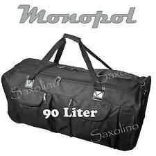 XL Reisetrolley MONOPOL 2 Skater Rollen Sporttasche  90 Liter 600D Nylon   NEU!