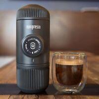 Wacaco Nanopresso Portable Espresso Machine Coffee Maker Outdoor Gadget Ground