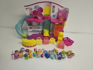 Huge Shopkins bundle job lot x37 Lots Of Accessories And Playset toys